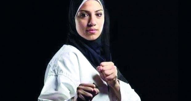 تونسي ومصرية يدافعان عن حظوظهما في التايكواندو