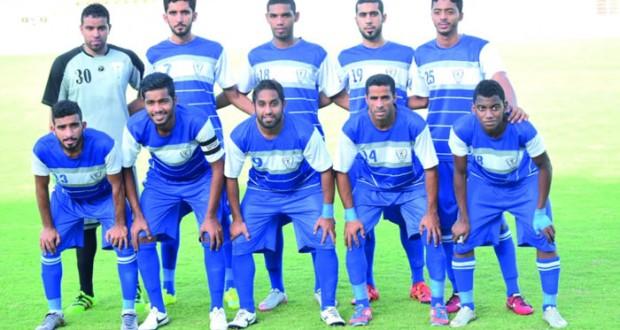 فريقا «العفيفة» و«العربي» وجها لوجه في نهائي بطولة شجع فريقك على مستوى السلطنة