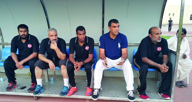 ظفار يخوض مباريات تجريبية مع أندية عربية ومصرية
