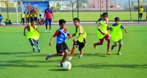 وزارة الشؤون الرياضية تسدل الستار على فعاليات برنامج صيف الرياضة 2016م