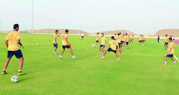 اليوم … منتخبنا العسكري لكرة القدم يخوض أولى مبارياته الودية مع المنتخب البحريني للشباب