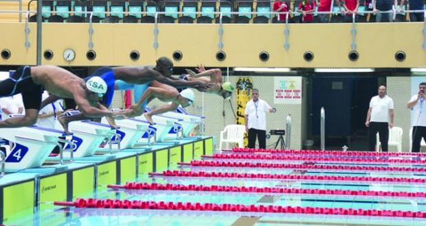 منتخبنا الوطني يتألق ويضيف ذهبية وبرونزيتين ويرفع رصيده إلى 7 ميداليات في خليجي السباحة القصير في الدمام
