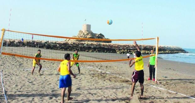 الأيام الرياضية والفعاليات الرياضية المتنوعة تتواصل في كافة ربوع السلطنة