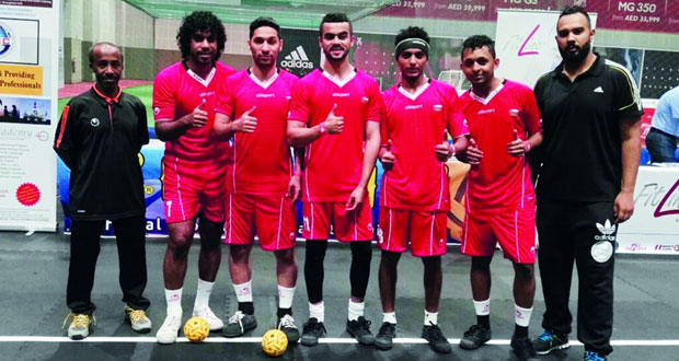 منتخبنا الوطني للسبكتاكراو يتصدر بطولة الإمارات الثانية