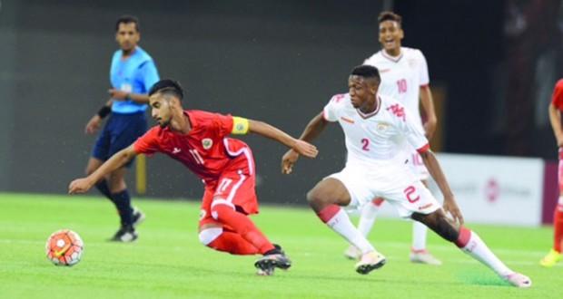 منتخبنا الأولمبي يعبر البحرين ويواجه اليوم نظيره القطري وعينه على النقطة السادسة