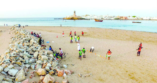 الشؤون الرياضية بجنوب الشرقية تنظم مسابقة الألعاب التقليدية للشباب