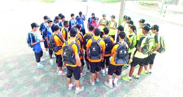 تواصل مناشط وفعاليات معسكر شباب الأندية بمحافظة جنوب الشرقية لليوم الرابع على التوالي