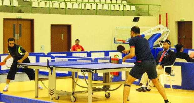 استعدادات كبيرة لانطلاق بطولة مهرجان صلالة السياحي لكرة الطاولة