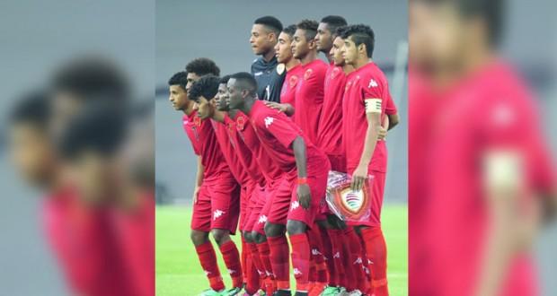 منتخبنا الأولمبي يكتفي بالتعادل بلا أهداف أمام نظيره الإماراتي