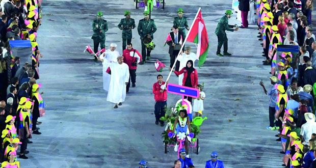 بعد المشاركة في الافتتاح .. أبطالنا يستهلون منافساتهم في الأولمبياد برماية المسدس الهوائي اليوم