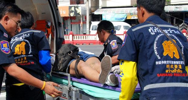 قتلى في سلسلة تفجيرات تستهدف مواقع سياحية في تايلاند