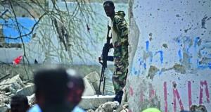 الصومال: «مفخخة» تقتل 21 أمام «الرئاسة»