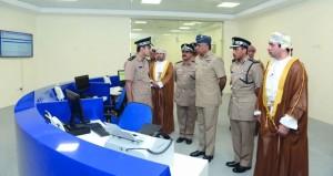 أحدث المعايير والمواصفات في مركز شرطة صحم