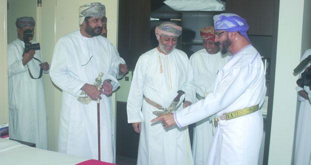 الاحتفال بافتتاح فندق انتر سيتي صلالة