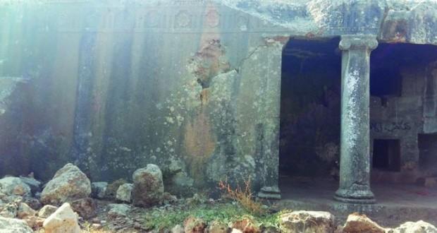 دار الضرب بفلسطين .. قبر أثري يعود للعصر الروماني القديم