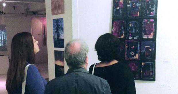 مازن المعمري يشارك بالمعرض الفني في نابولي الإيطالية