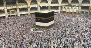 تقرير: ضيوف الرحمن يتوافدون على مشعر منى لقضاء (التروية) .. اليوم