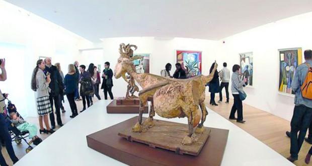 متحف بيكاسو بباريس يستقبل أكثر من 300 ألف زائر