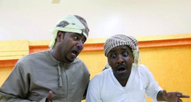 """فرقة مسرح شباب عمان تقدم مسرحية""""اللمد""""بالرستاق"""