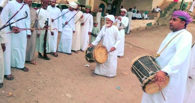 """حضور التراث .. طابع أثري اجتماعي تنقله الأجيال بـقرية """"حلم"""" بوادي بني جابر"""