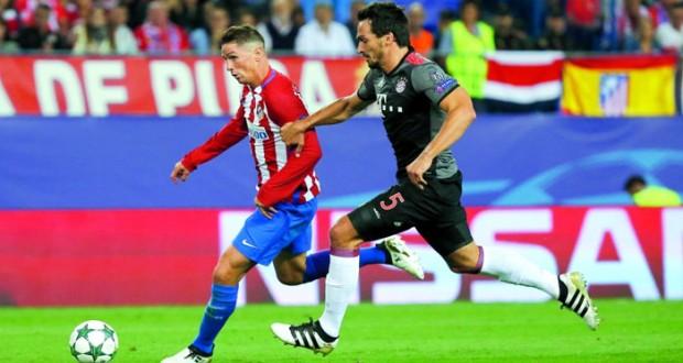 اتلتيكو مدريد يجدد الفوز على بايرن وانتصارات مهمة لبرشلونة وأرسنال ونابولى وسيتي يقع في فخ التعادل
