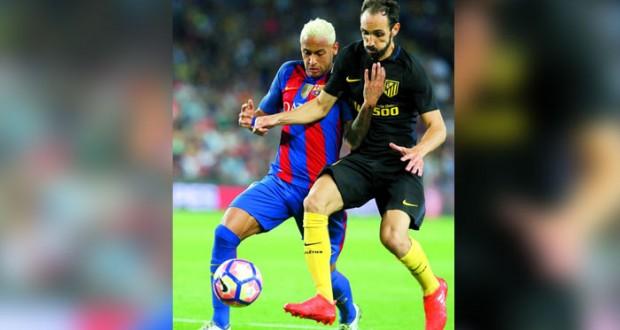 ريال مدريد وبرشلونة يسقطان في فخ التعادل