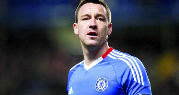 تيري قائد تشيلسي يغيب عن مباراة ليفربول