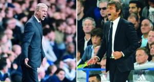 مواجهتان مثيرتان بين مانشستر يونايتد وليستر وتشلسي مع أرسنال في الدوري الانجليزي
