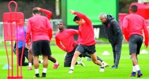 مانشستر يونايتد وانتر ميلان للتعويض ورد الاعتبار