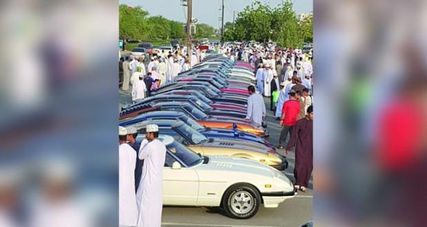 تنظيم معرض للسيارات الكلاسيكية بالسويق