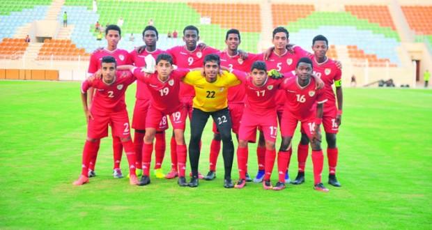 منتخب ناشئي القدم جاهز للمشـاركة في نهائيات آسيا بجوا الهندية
