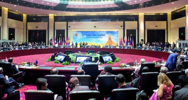 قمة (آسيان) : تأكيد على أهمية الحفاظ على الاستقرار وحرية الملاحة في بحر الصين