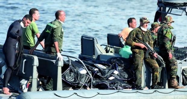 مصر: اعتقال مهربين على صلة بغرق مركب البحيرة وارتفاع عدد الضحايا