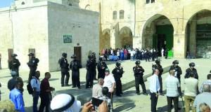 تحذير فلسطيني من الدعوات المتطرفة لاقتحام الأقصى