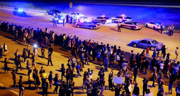 احتجاجات شارلوت: ليلة صاخبة تتحدى حظر التجول يتبعها صباح هادئ