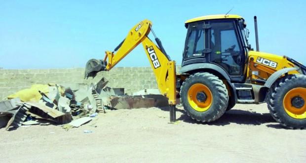 تواصل فعاليات حملة النظافة الموسعة لبلدية صور