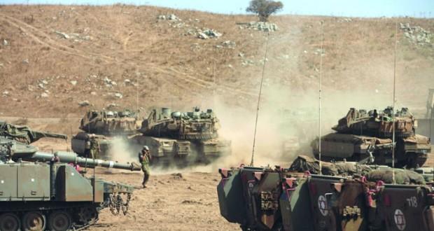 الجيش السوري يعلن إسقاط طائرتين إسرائيليتين بالقنيطرة وريف دمشق