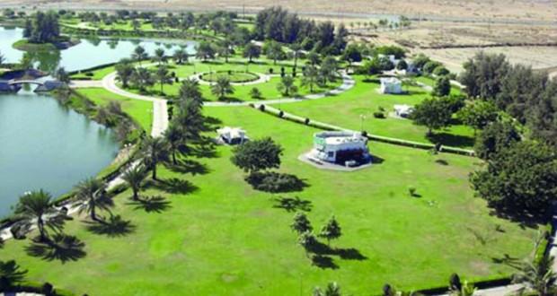 حدائق ومتنزهات محافظة مسقط تستقبل زوارها في أيام العيد بالبهجة والفرح