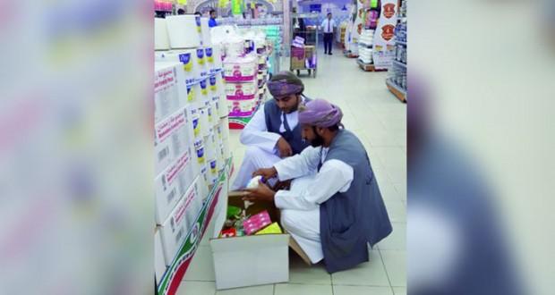 زيارات رقابية على المنشآت الغذائية البالغ عددها (6307) للتأكد من صحة تداولها حتى وصولها للمستهلك