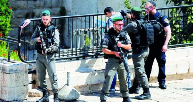 الاحتلال يعتقل 8 بينهم طفل في بيت لحم