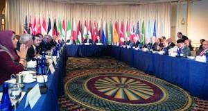 على هامش الجمعية العامة .. السلطنة تعرض على مجلس الأعمال للتفاهم الدولي المزايا الاقتصادية والبيئة