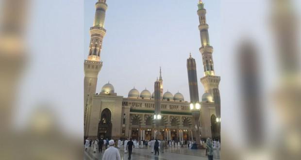 1,5 مليون حاج في مكة استعدادا لبدء المناسك