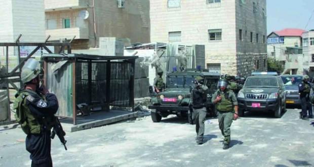 الاحتلال يقتحم (شعفاط) ويواصل هدم المنازل ويشن حملة اعتقال موسعة بالضفة والقدس