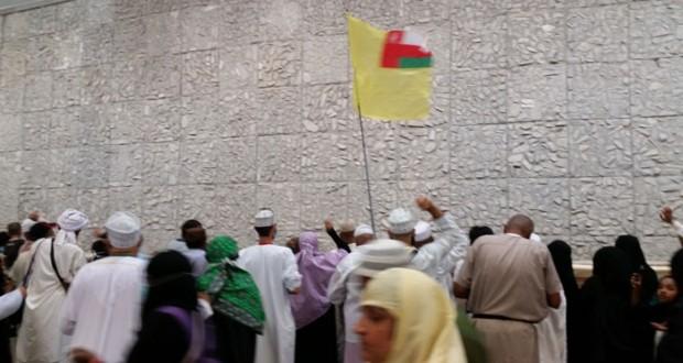 وفاة حاج عماني في مشعر منى