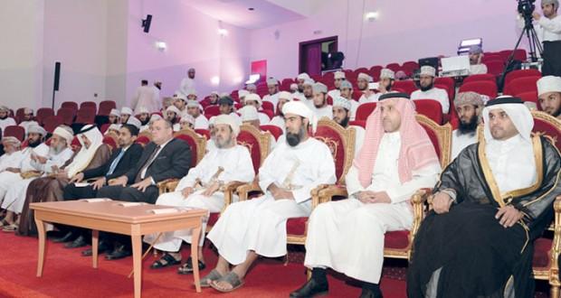 الأوقاف والشؤون الدينية تنظم حفلاً دينياً بذكرى الهجرة النبوية الشريفة