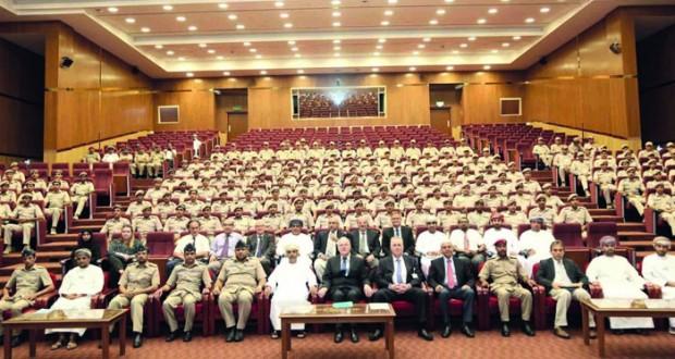 الكلية العسكرية التقنية تكرّم طلابها المجيدين