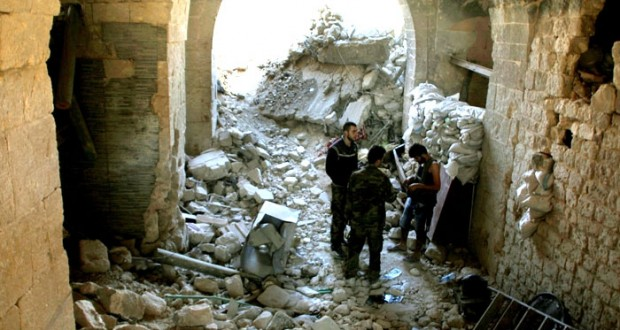 الجيش السوري يدمر (دون طيار) وآليات للإرهابيين .. وينفذ عمليات نوعية بحلب