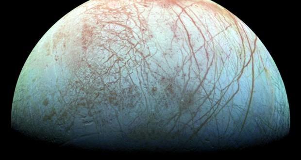 رصد شواهد على وجود مياه على قمر للمشتري