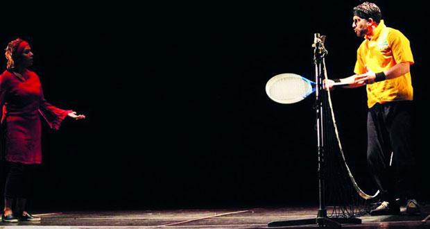 """""""استيراد خاص"""" يفتتح الدورة التاسعة لمهرجان """"عشيات طقوس المسرحية"""" بالأردن"""