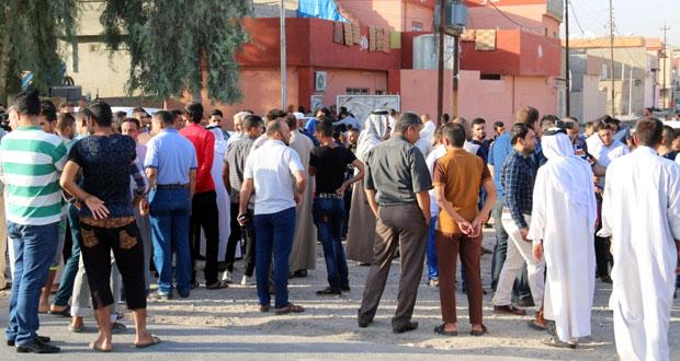 العراق: 250 عائلة نازحة تعود للقيارة